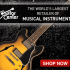 The Best Musical Gear and the Best Deals - GuitarCenter.com